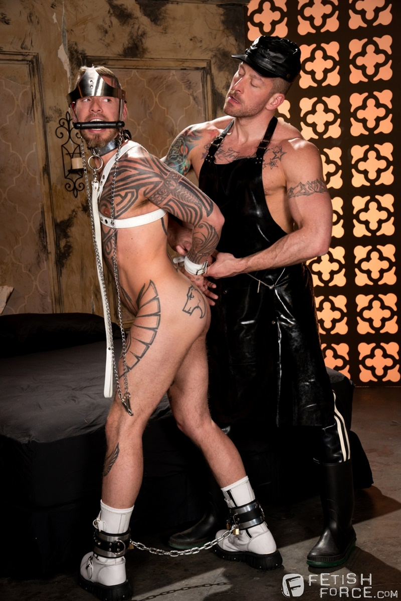 FistingCentral-BDSM-tattoo-Logan-McCree-harness-restrain-tied-boung-Hugh-Hunter-horse-huge-hung-cock-sucking-nipple-clamps-wax-010-gay-porn-tube-star-gallery-video-photo