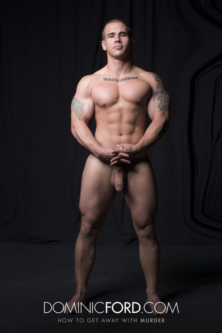 DominicFord hot naked ripped big muscle men Adam Bryant Javier Cruz huge dick fucking anal bubble butt asshole muscled dudes rimming 002 gay porn sex gallery pics video photo 768x1151 - Adam Bryant fucks the cum out of Javier Cruz's tight asshole