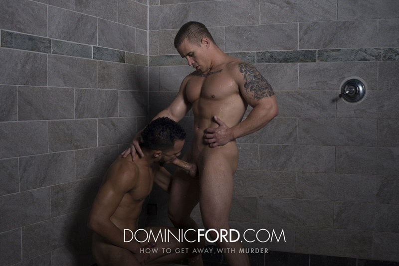 DominicFord hot naked ripped big muscle men Adam Bryant Javier Cruz huge dick fucking anal bubble butt asshole muscled dudes rimming 013 gay porn sex gallery pics video photo - Adam Bryant fucks the cum out of Javier Cruz's tight asshole