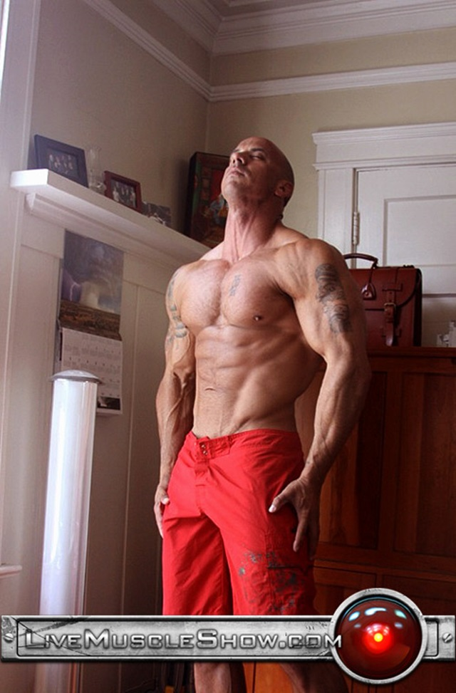 Vin Marco Live Muscle Show Gay Porn Naked Bodybuilder nude bodybuilders gay fuck muscles big muscle men gay sex 002 gallery video photo - Vin Marco