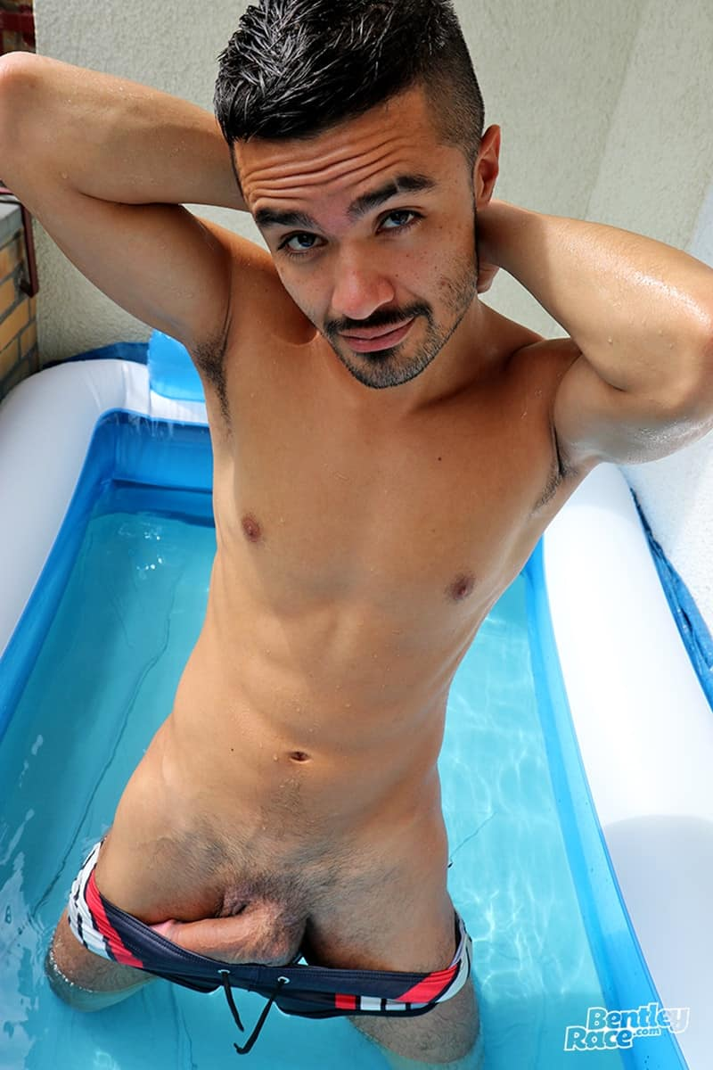 Men for Men Blog Pablo-Pen-South-American-young-stud-wanking-thick-uncut-dick-strips-nude-young-man-pool-BentleyRace-013-gay-porn-pics-gallery Beautiful South American young stud Pablo Pen strips and dives into the pool before wanking his thick uncut dick Bentley Race