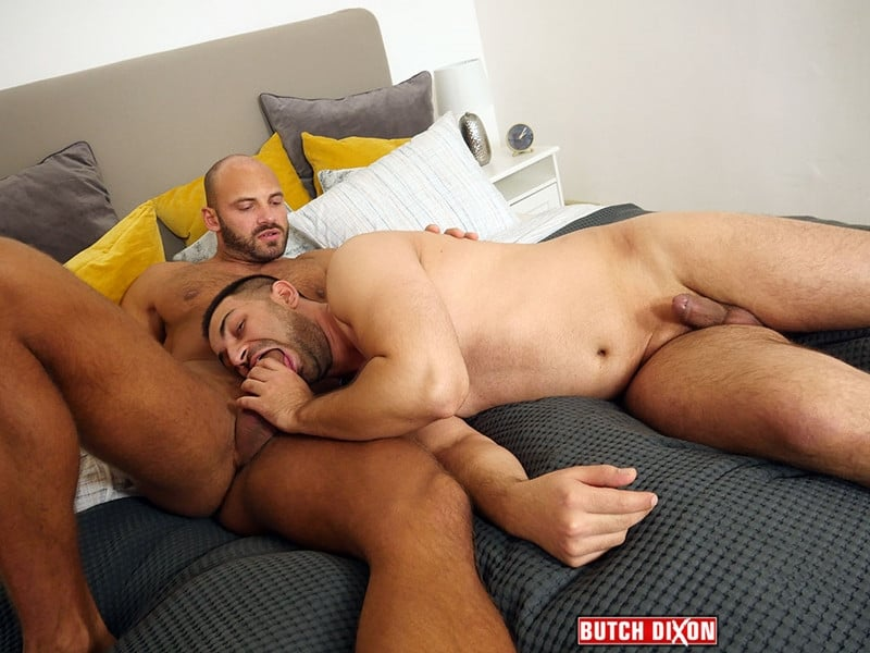 Javi Garcia hot Indian ass thick Zack Hood massive erection cum orgasm load ButchDixon 007 Gay Porn pics - Javi Garcia's hot Indian ass takes the full thickness of Zack Hood's massive erection till he is blowing his load all over