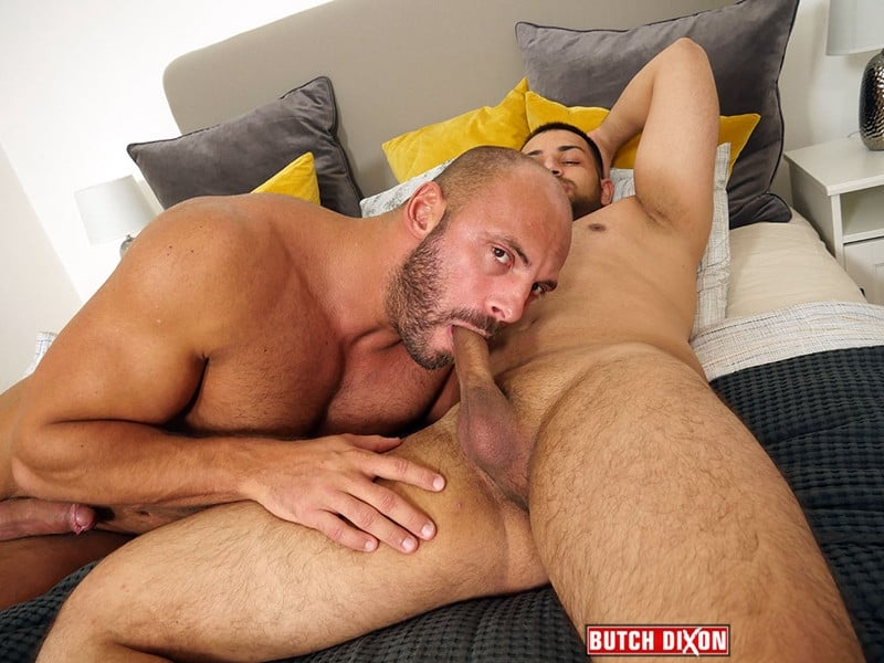 Javi Garcia hot Indian ass thick Zack Hood massive erection cum orgasm load ButchDixon 009 Gay Porn pics - Javi Garcia's hot Indian ass takes the full thickness of Zack Hood's massive erection till he is blowing his load all over