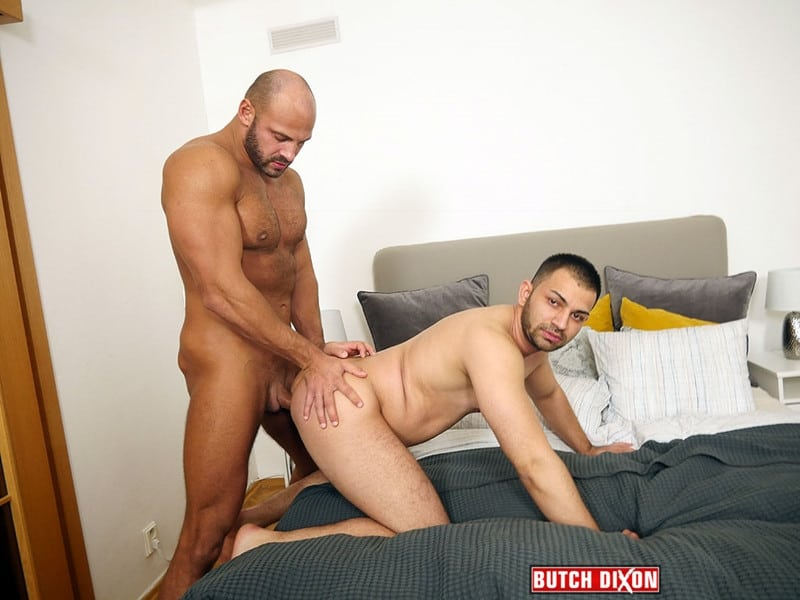Javi Garcia hot Indian ass thick Zack Hood massive erection cum orgasm load ButchDixon 010 Gay Porn pics - Javi Garcia's hot Indian ass takes the full thickness of Zack Hood's massive erection till he is blowing his load all over