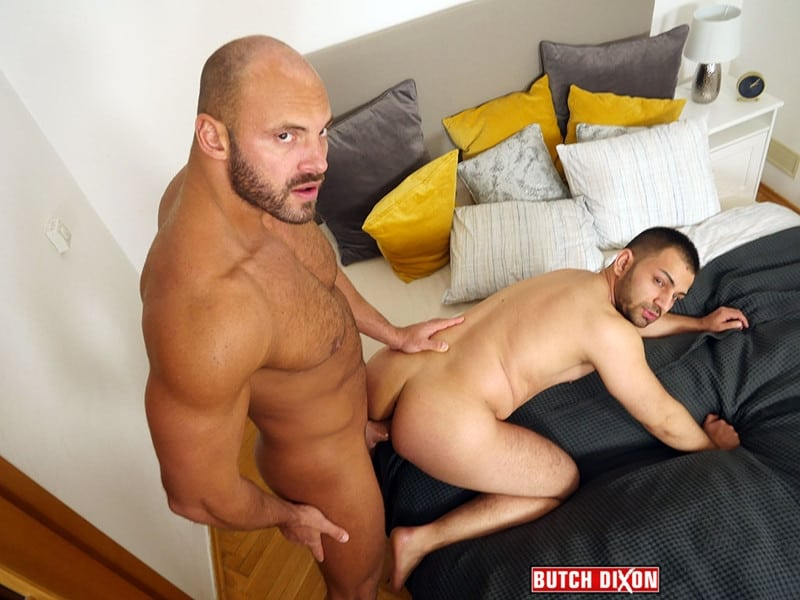 Javi Garcia hot Indian ass thick Zack Hood massive erection cum orgasm load ButchDixon 011 Gay Porn pics - Javi Garcia's hot Indian ass takes the full thickness of Zack Hood's massive erection till he is blowing his load all over