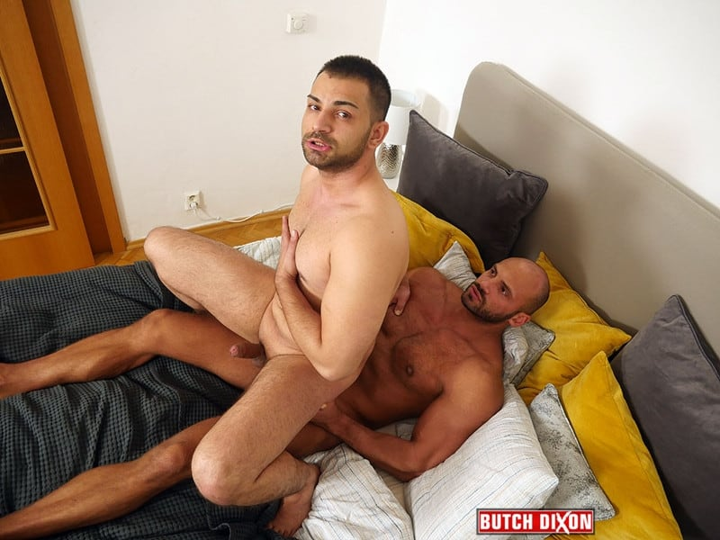 Javi Garcia hot Indian ass thick Zack Hood massive erection cum orgasm load ButchDixon 013 Gay Porn pics - Javi Garcia's hot Indian ass takes the full thickness of Zack Hood's massive erection till he is blowing his load all over