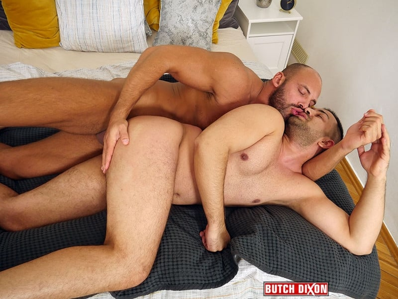 Javi Garcia hot Indian ass thick Zack Hood massive erection cum orgasm load ButchDixon 017 Gay Porn pics - Javi Garcia's hot Indian ass takes the full thickness of Zack Hood's massive erection till he is blowing his load all over