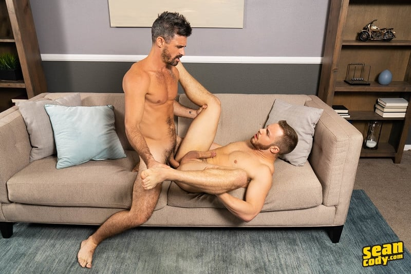 Gay Porn Pics 014 Stud Daniel muscled Cam sweaty bareback ass fucking SeanCody - Studly Daniel leads sculpted Cam through a sweaty hands on yoga session before bareback ass fucking