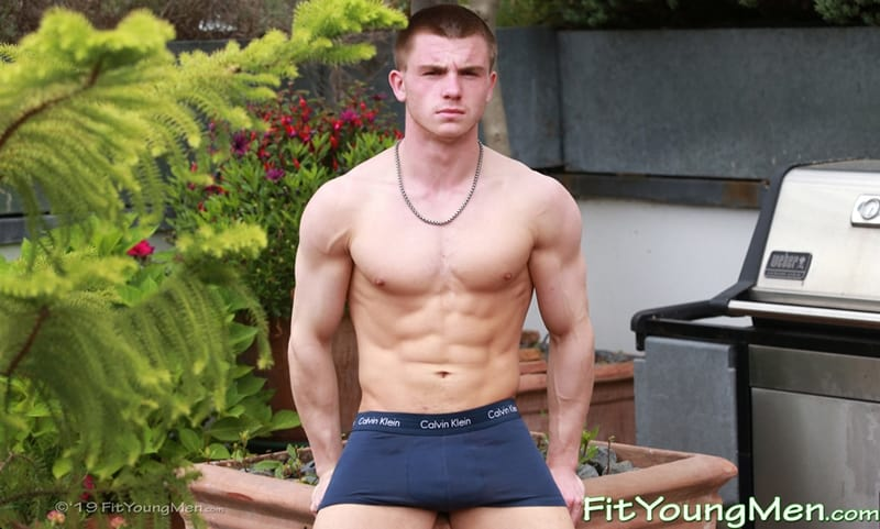 Hottie-gym-stud-Teddy-Milfield-strips-naked-ripped-body-big-uncut-cock-FitYoungMen-005-Gay-Porn-Pics