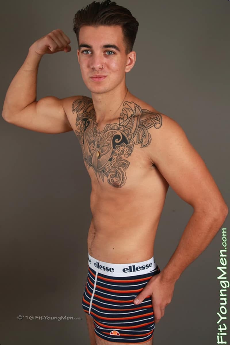 Hottie young straight Rugby player Cameron Cowell strips sports kit jerking huge uncut dick FitYoungMen 010 Gay Porn Pics - Hottie young straight Rugby player Cameron Cowell strips out of his sports kit jerking his huge uncut dick