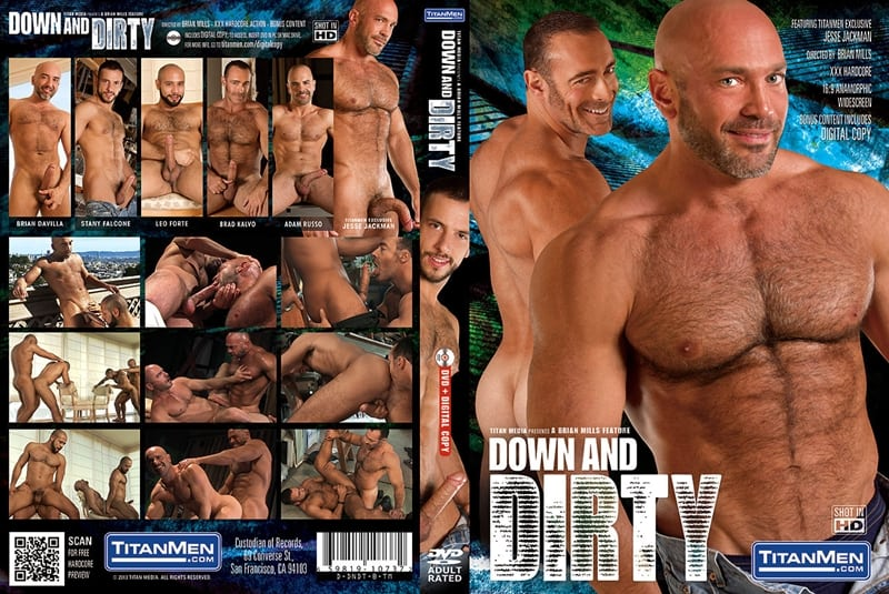 Down And Dirty starring Adam Russo Brad Kalvo Brian Davilla Jesse Jackman Leo Forte Stany Falcone TitanMen 007 Gay Porn Pics - Down And Dirty starring Adam Russo, Brad Kalvo, Brian Davilla, Jesse Jackman, Leo Forte and Stany Falcone