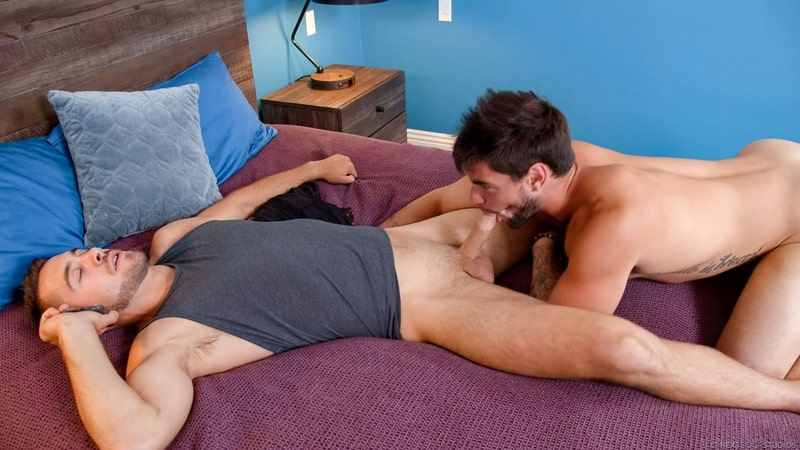 Hairy chested muscle hunk Aspen sexy young stud Dante Colle flip flop ass fucking NextDoorStudios 001 Porno gay pictures - Hairy chested muscle hunk Aspen and sexy young stud Dante Colle flip flop ass fucking