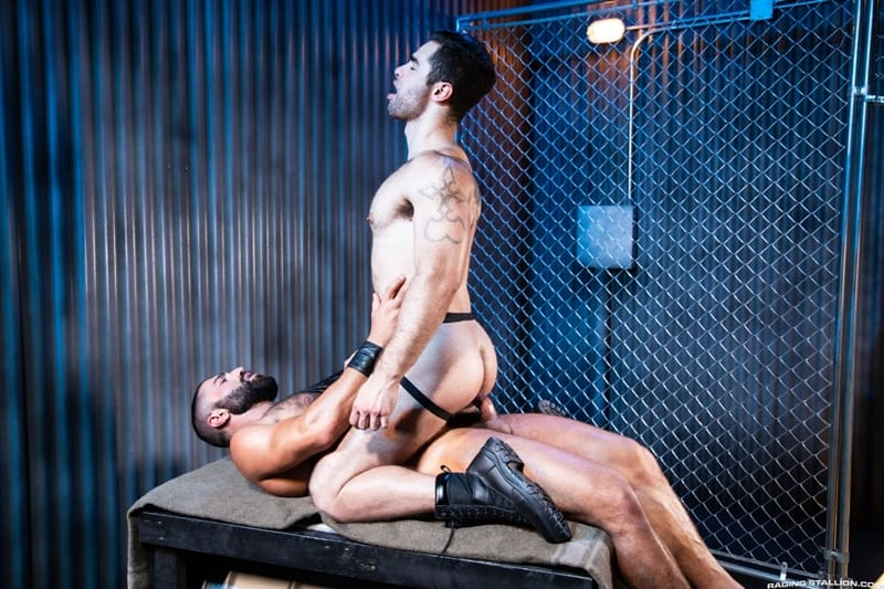Sexy young muscle dude Lucas Leon bareback fucked Sharok huge raw cock RagingStallion 012 Gay Porn Pics - Sexy young muscle dude Lucas Leon bareback fucked by Sharok's huge raw cock