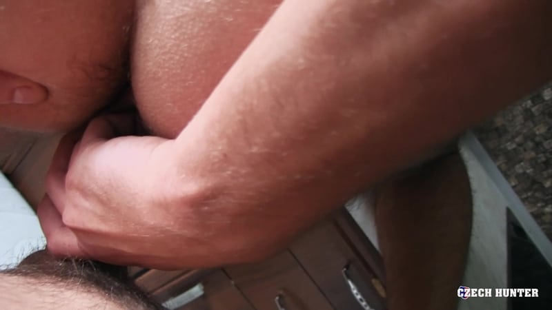 Young Czech straight boy sucks big uncut cocks first time anal fucking Czech Hunter 481 018 Porno gay pictures - Czech Hunter 481