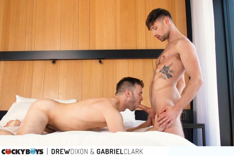 Drew Dixon hot hole fucked hard Gabriel Clark huge erect dick 001 gay porn pics 768x512 - Drew Dixon's hot hole fucked hard by Gabriel Clark's huge erect dick