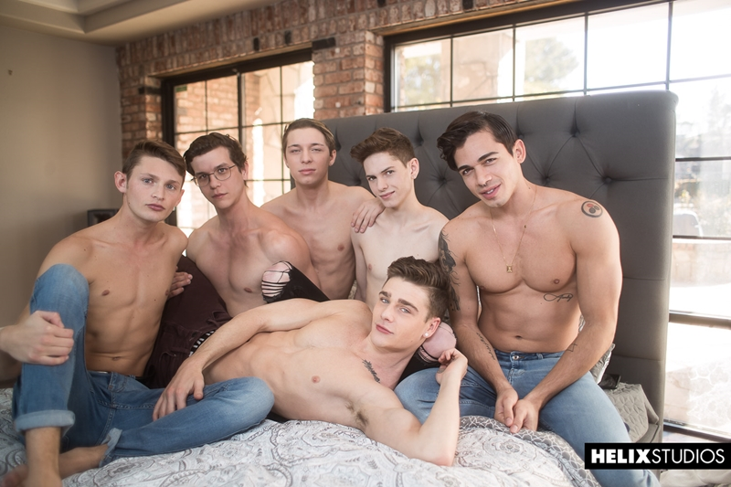 Gay twink orgy Travis Stevens Ashton Summers Johnny Hands Riley Finch Jacob Hansen Garrett Kinsley 001 gay porn pics - Gay twink orgy with Travis Stevens, Ashton Summers, Johnny Hands, Riley Finch, Jacob Hansen and Garrett Kinsley