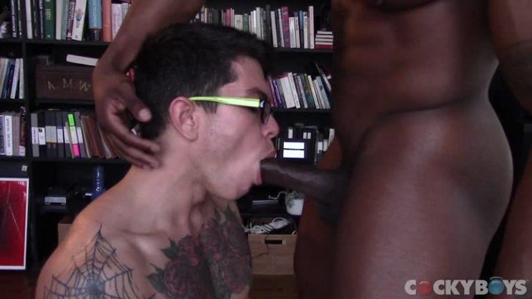 Hot black muscle stud Max Konnor giant cock fucking Clark Davis hot bubble butt 001 gay porn pics 768x432 - Hot black muscle stud Max Konnor's giant cock fucking Clark Davis' hot bubble butt