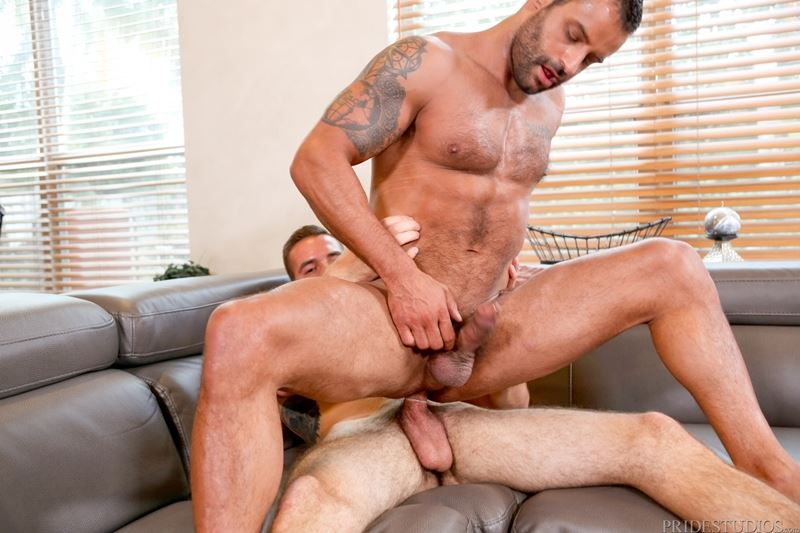 David Benjamin worships Dimitri Kane big cock fucked 012 gay porn pics - David Benjamin worships Dimitri Kane's big cock until he is ready to be fucked by him