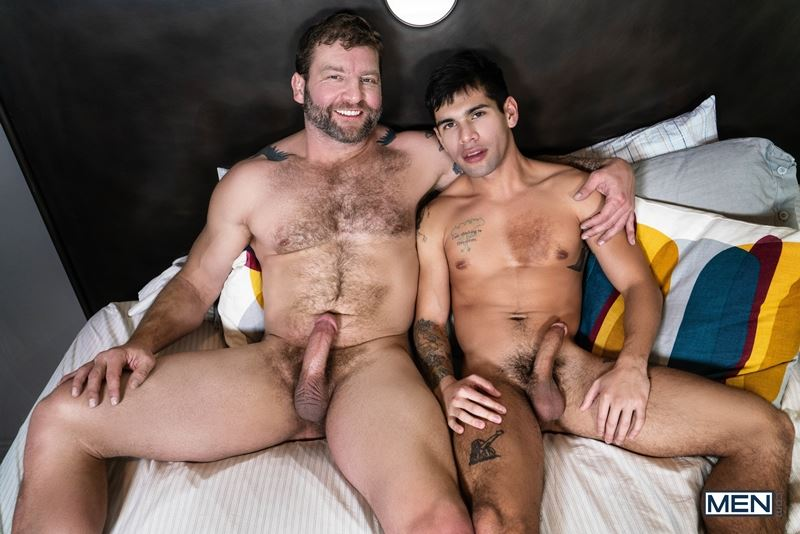 Hot daddy Colby Jansen fucks sexy young dude Ty Mitchell hot boy hole 001 gay porn pics - Hot daddy Colby Jansen fucks sexy young dude Ty Mitchell's hot boy hole