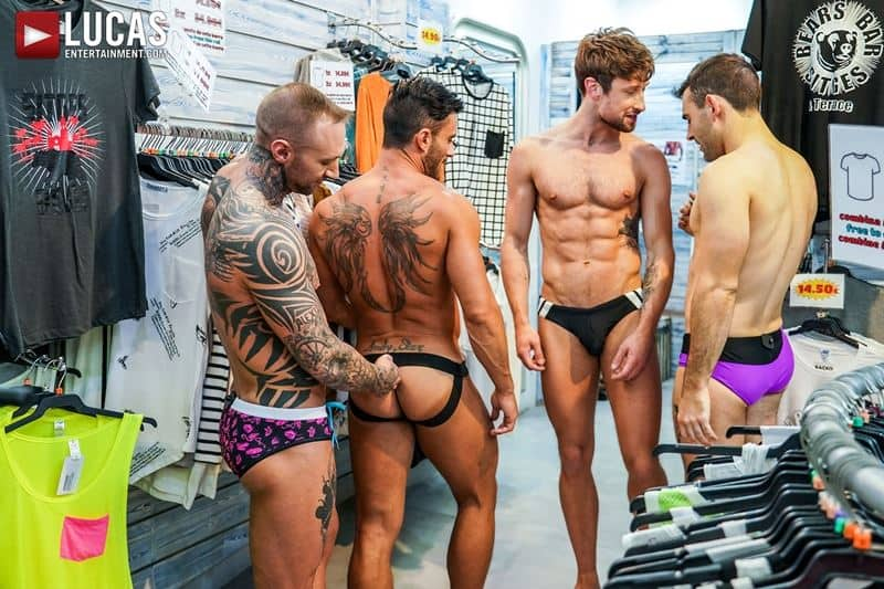 Hardcore barebacking foursome Andy Star Drew Dixon Dylan James Max Arion big muscle raw dick fucking 008 gay porn pics - Hardcore barebacking foursome Andy Star, Drew Dixon, Dylan James and Max Arion big muscle raw dick fucking