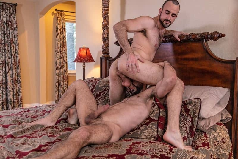 Hairy muscle dudes Mason Lear Ricky Larkin big thick dick anal fucking 020 gay porn pics - Hairy muscle dudes Mason Lear and Ricky Larkin big thick dick anal fucking