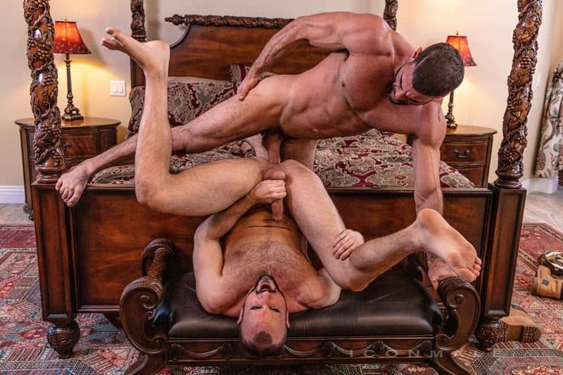 Hairy muscle dudes Mason Lear Ricky Larkin big thick dick anal fucking 026 gay porn pics - Hairy muscle dudes Mason Lear and Ricky Larkin big thick dick anal fucking