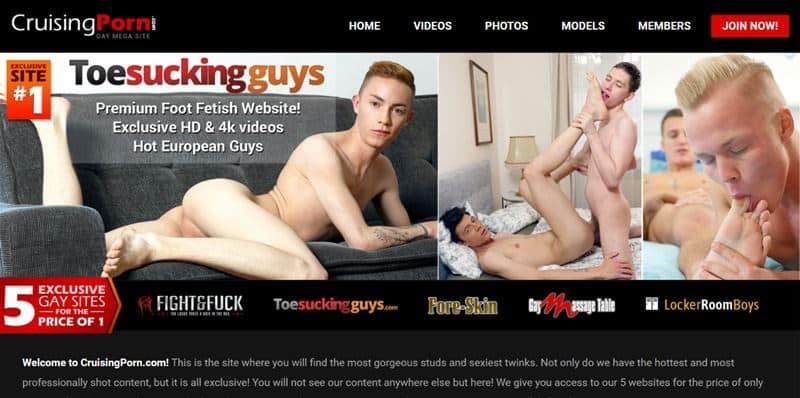 Cruising Porn 001 gay porn review pics - Cruising Porn – Gay Porn Site Review