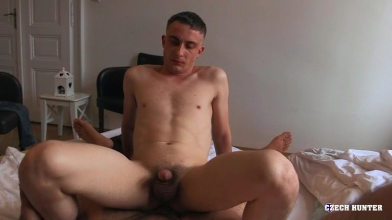First time gay cocksucking straight guy virgin bareback ass fucking Czech Hunter 540 001 gay porn pics 768x432 - First time gay cocksucking straight guy virgin bareback ass fucking at Czech Hunter 540
