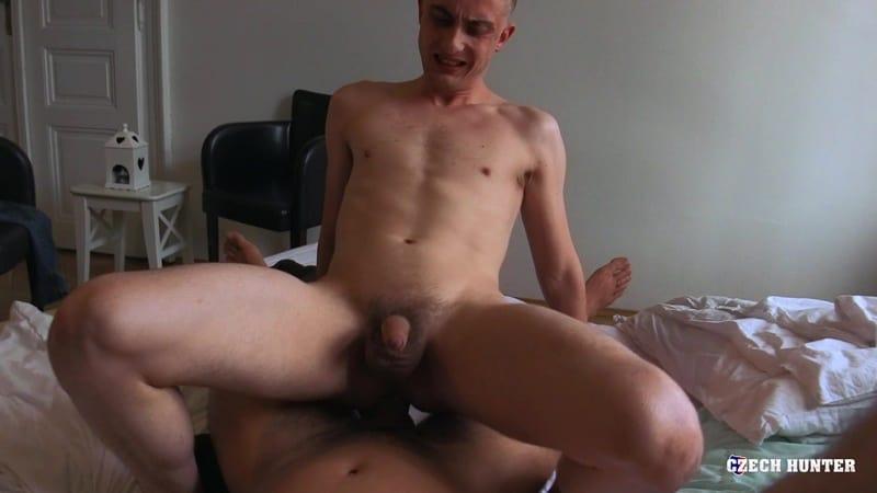First time gay cocksucking straight guy virgin bareback ass fucking Czech Hunter 540 012 gay porn pics - First time gay cocksucking straight guy virgin bareback ass fucking at Czech Hunter 540