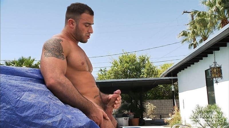 Big muscle dudes Spencer Reed huge dick fucks hairy hunk Tibor Wolfe hot hole 004 gay porn pics - Big muscle dudes Spencer Reed's huge dick fucks hairy hunk Tibor Wolfe's hot hole