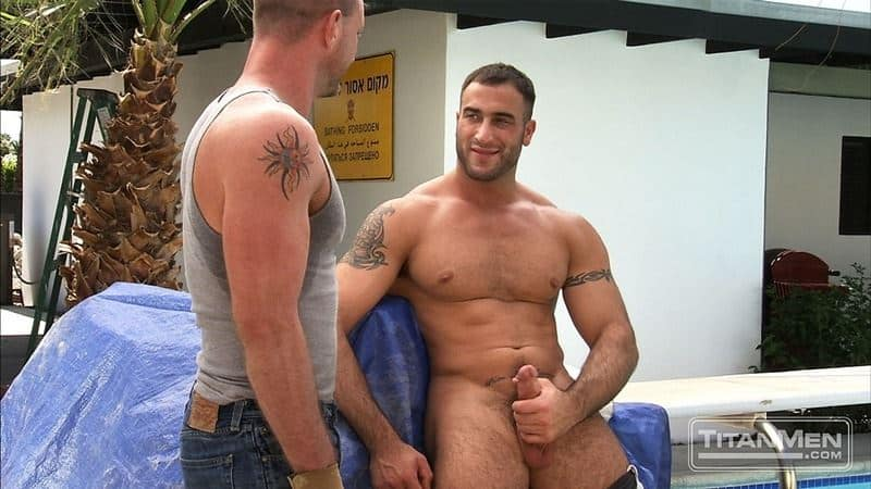 Big muscle dudes Spencer Reed huge dick fucks hairy hunk Tibor Wolfe hot hole 007 gay porn pics - Big muscle dudes Spencer Reed's huge dick fucks hairy hunk Tibor Wolfe's hot hole