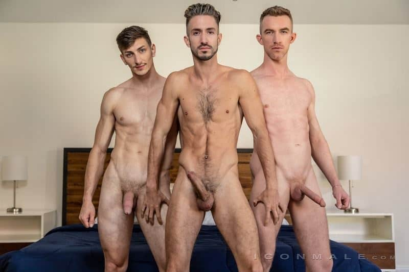Hardcore muscle dude threesome Nick Fitt Michael Jackman Ian Frost big dick ass fucking orgy 008 gay porn pics - Hardcore muscle dude threesome Nick Fitt, Michael Jackman and Ian Frost big dick ass fucking orgy