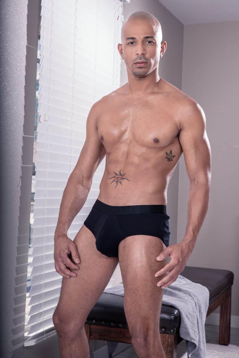 Hot muscle dude Devin Franco sexy ass bare fucked ebony hunk Zario Travezz huge raw dick 005 gay porn pics - Hot muscle dude Devin Franco's sexy ass bare fucked by ebony hunk Zario Travezz's huge raw dick