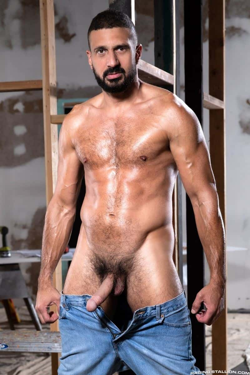 Marco Napoli and Chris Damneds huge cocks spit roast young stud Isaac X hot holes 005 gay porn pics - Marco Napoli and Chris Damneds' huge cocks spit roast young stud Isaac X's hot holes