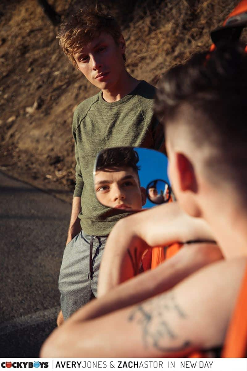 Young blonde stud Zach Astor huge thick dick bareback fucking sexy twink Avery Jones hot hole 003 gay porn pics - Young blonde stud Zach Astor's huge thick dick bareback fucking sexy twink Avery Jones's hot hole