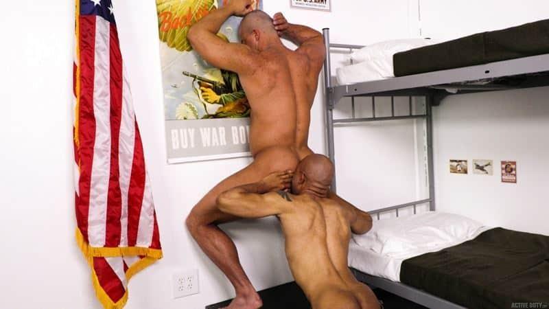 Big muscle stud Alex James huge cock raw fucking hot black dude Dex Wade tight bubble ass 008 gay porn pics - Big muscle stud Alex James' huge cock raw fucking hot black dude Dex Wade's tight bubble ass