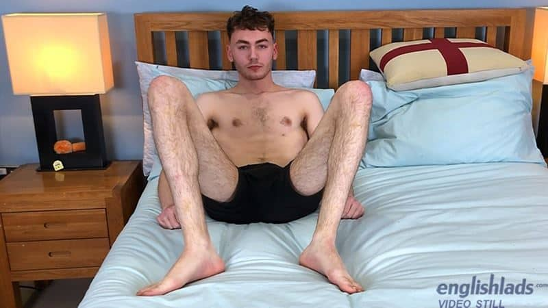 Hairy young straight dude Theo Walker strips naked sweatpants dirty white socks jerking huge uncut dick 007 gay porn pics - Hairy young straight dude Theo Walker strips out of his sweatpants and dirty white socks jerking his huge uncut dick
