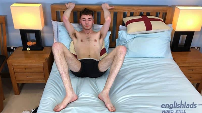 Hairy young straight dude Theo Walker strips naked sweatpants dirty white socks jerking huge uncut dick 008 gay porn pics - Hairy young straight dude Theo Walker strips out of his sweatpants and dirty white socks jerking his huge uncut dick