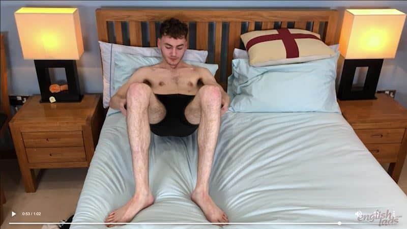 Hairy young straight dude Theo Walker strips naked sweatpants dirty white socks jerking huge uncut dick 017 gay porn pics - Hairy young straight dude Theo Walker strips out of his sweatpants and dirty white socks jerking his huge uncut dick