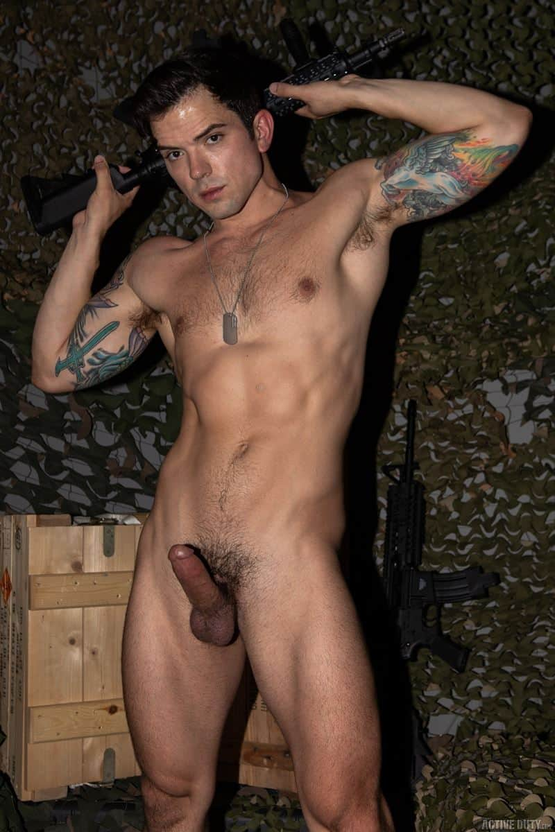 Hot military recruits Ryan Jordan tattooed muscle Dacotah Payne bareback big thick dick anal fuckfest 004 gay porn pics - Hot military recruits Ryan Jordan and tattooed muscle Dakota Payne bareback big thick dick anal fuckfest