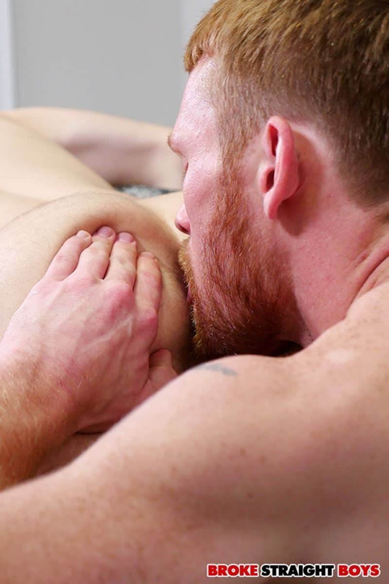 Hot straight young stud Casey Owens hot hole raw fucked ginger stud Calhoun Sawyer huge hard cock 014 gay porn pics - Hot straight young stud Casey Owens's hot hole raw fucked by ginger stud Calhoun Sawyer's huge hard cock