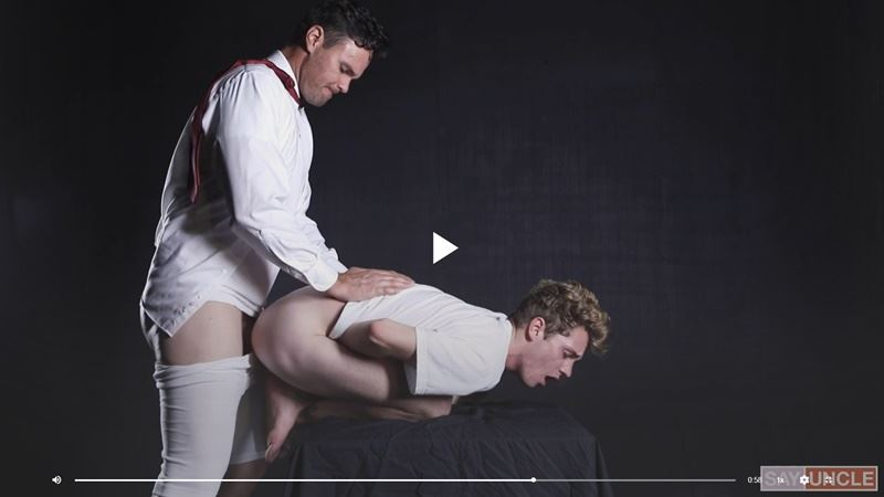 President Beau Reed huge dick bare fucking young priest Jake Hill smooth ass hole 018 gay porn pics - President Beau Reed's huge dick bare fucking young priest Jake Hill's smooth ass hole