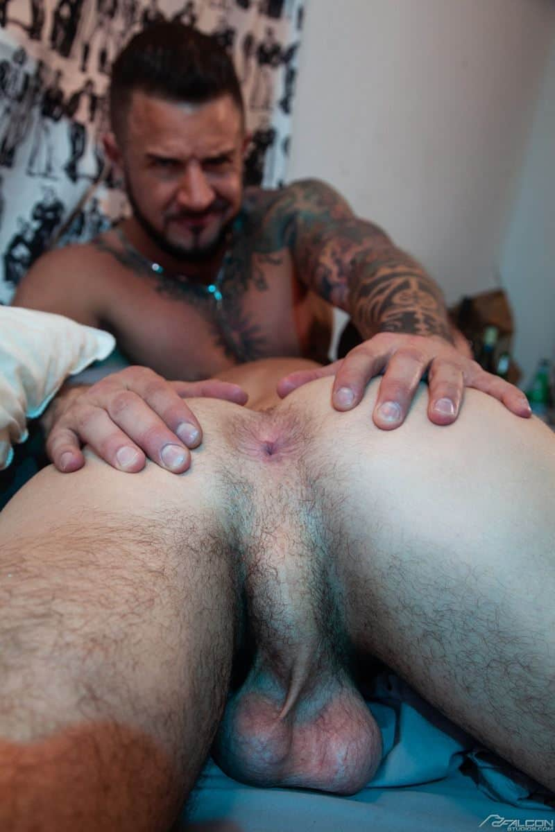 Sexy bearded hunk Dolf Dietrich huge dick bareback fucking young stud Drake Rogers hot bubble asshole 009 gay porn pics - Sexy bearded hunk Dolf Dietrich's huge dick fucking young stud Drake Rogers's hot bubble asshole