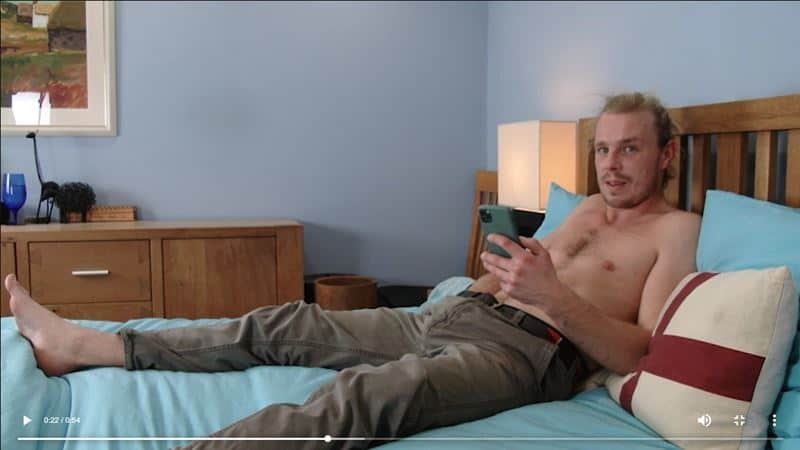 Straight young English dude Chris Little big dildo ass play jerking huge uncut dick massive cum explosion 009 gay porn pics - Straight young English dude Chris Little big dildo ass play jerking his huge uncut dick to a massive cum explosion