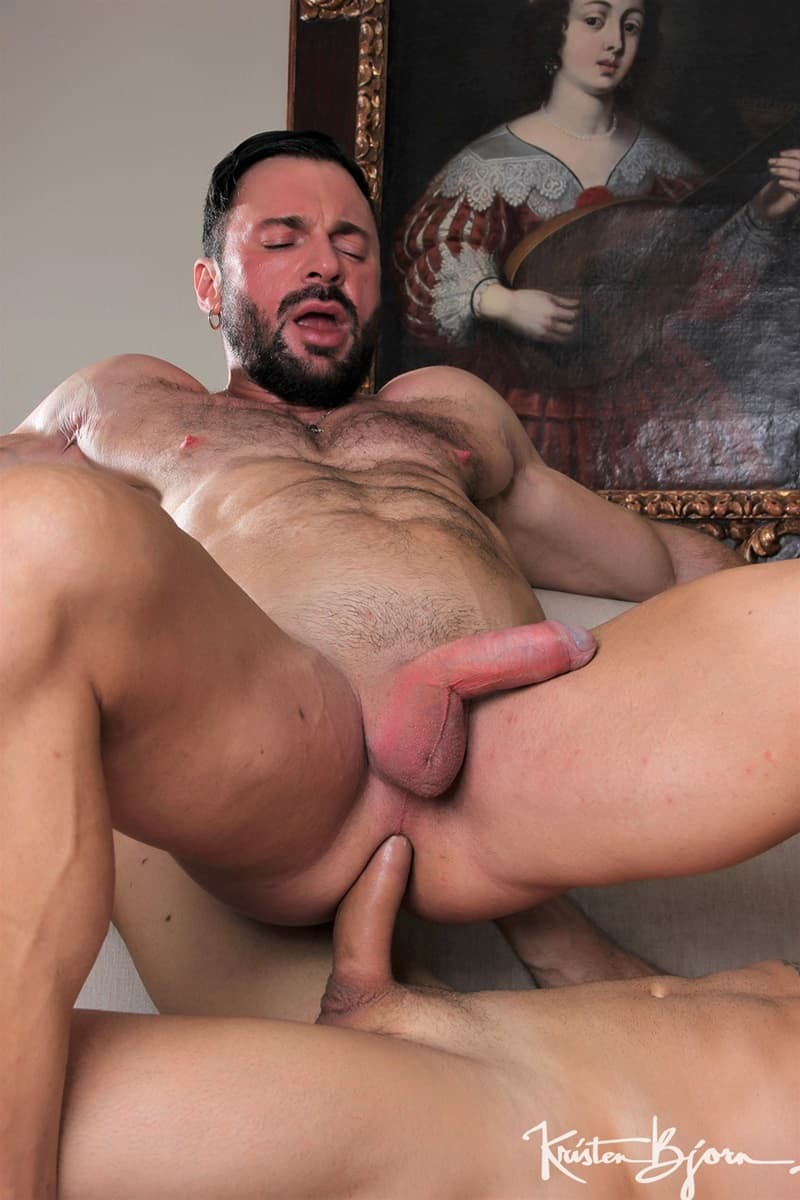 Kristen Bjorn big muscle bottom stud Cole Keller bubble ass raw fucked sexy hunk Marcos Oliveira huge uncut dick 028 gay porn pics - Kristen Bjorn big muscle bottom stud Cole Keller's bubble ass raw fucked by sexy hunk Marcos Oliveira's huge uncut dick