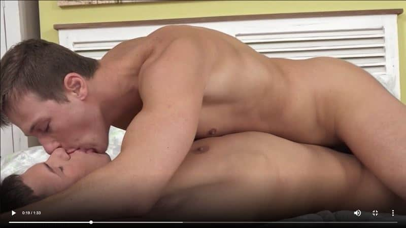 Sexy big muscle boy Matt Thurman huge raw dick barebacking ripped hottie Marcel Gassion tight bubble butt 006 gay porn pics - Sexy big muscle boy Matt Thurman's huge raw dick barebacking ripped hottie Marcel Gassion's tight bubble butt