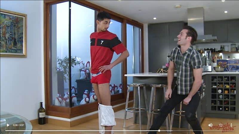 Sexy gay boy Justin Harris sucks the big uncut dick straight soccer player Ronaldo Cerrio 013 gay porn pics - Sexy gay boy Justin Harris sucks the big uncut dick of straight soccer player Ronaldo Cerrio