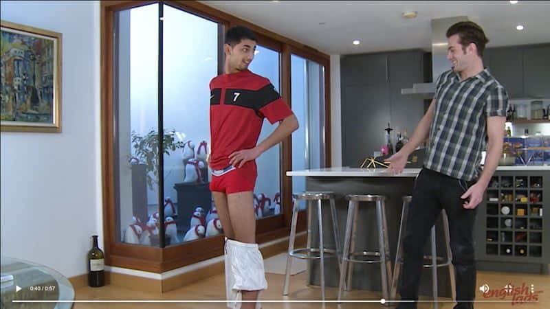 Sexy gay boy Justin Harris sucks the big uncut dick straight soccer player Ronaldo Cerrio 014 gay porn pics - Sexy gay boy Justin Harris sucks the big uncut dick of straight soccer player Ronaldo Cerrio